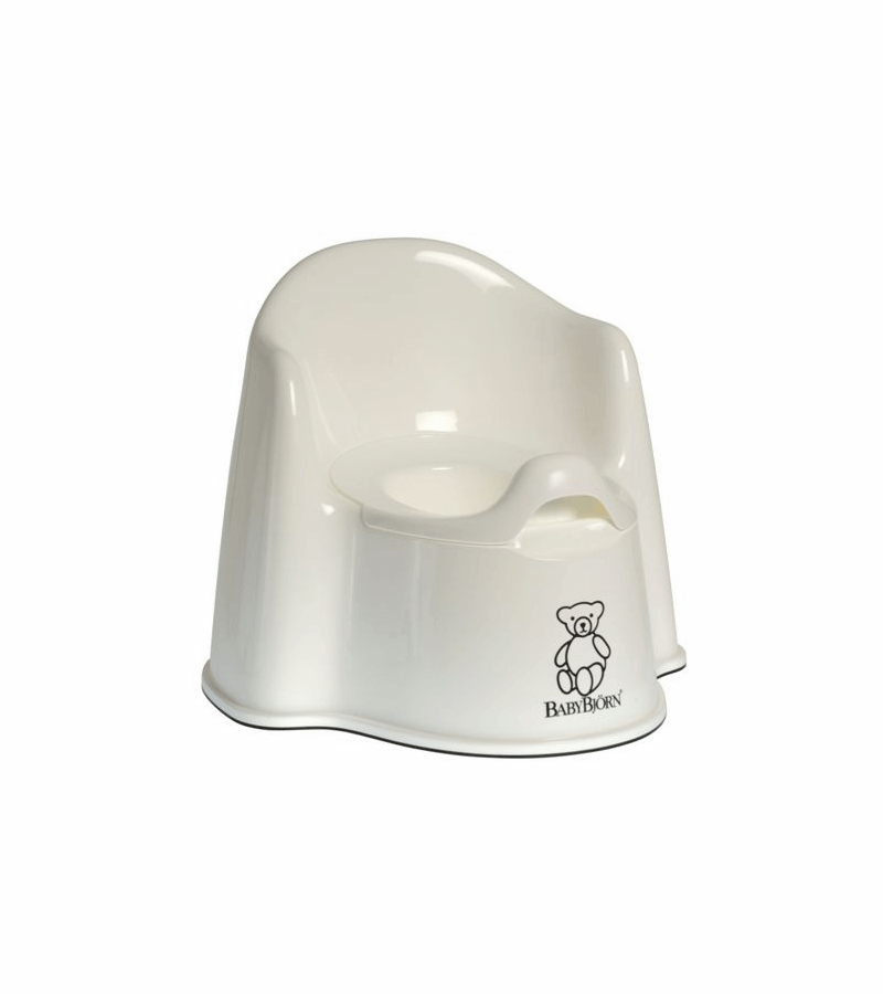 Wondrous Babybjorn Potty Chair White Alphanode Cool Chair Designs And Ideas Alphanodeonline