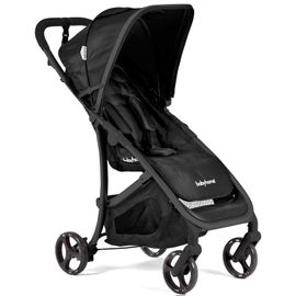 BabyHome Emotion Stroller - Black 2 Black