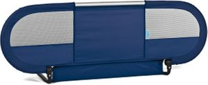 BabyHome Side Bed Rail - Navy
