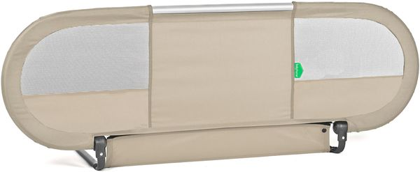 BabyHome Side Bed Rail - Sand