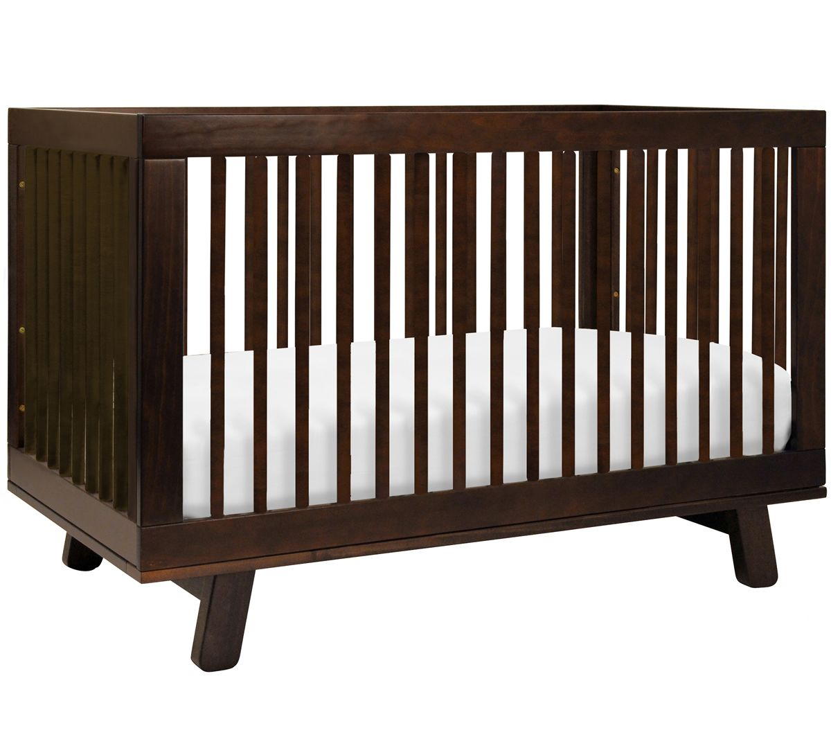 Babyletto Hudson 3-in-1 Convertible Crib with Toddler Bed ...