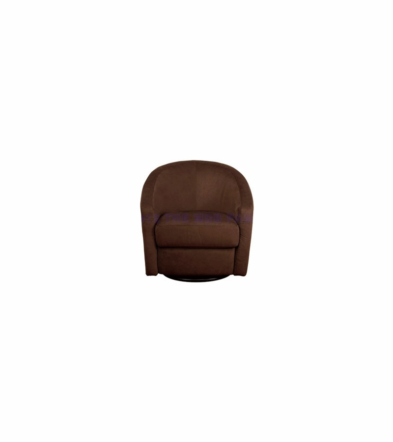 M5887MO babyletto Madison Swivel Glider in Mocha