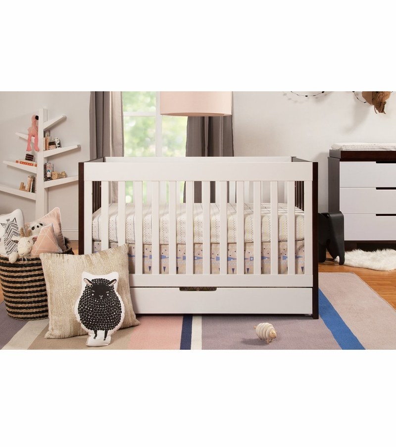 Babyletto Mercer 3-in-1 Convertible Crib with Toddler Bed ...
