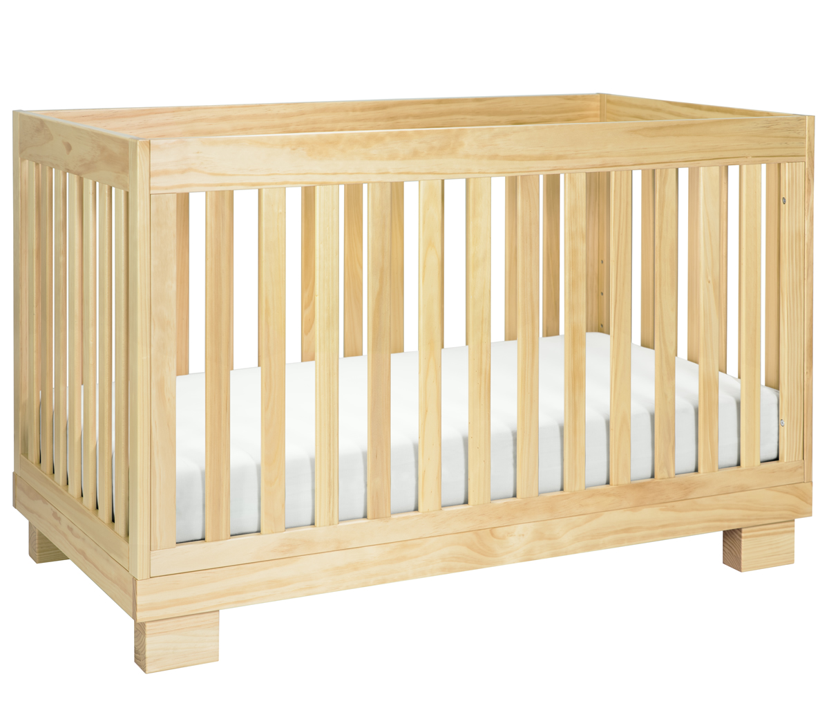 babyletto modo 3 in 1 convertible crib with toddler bed 87242
