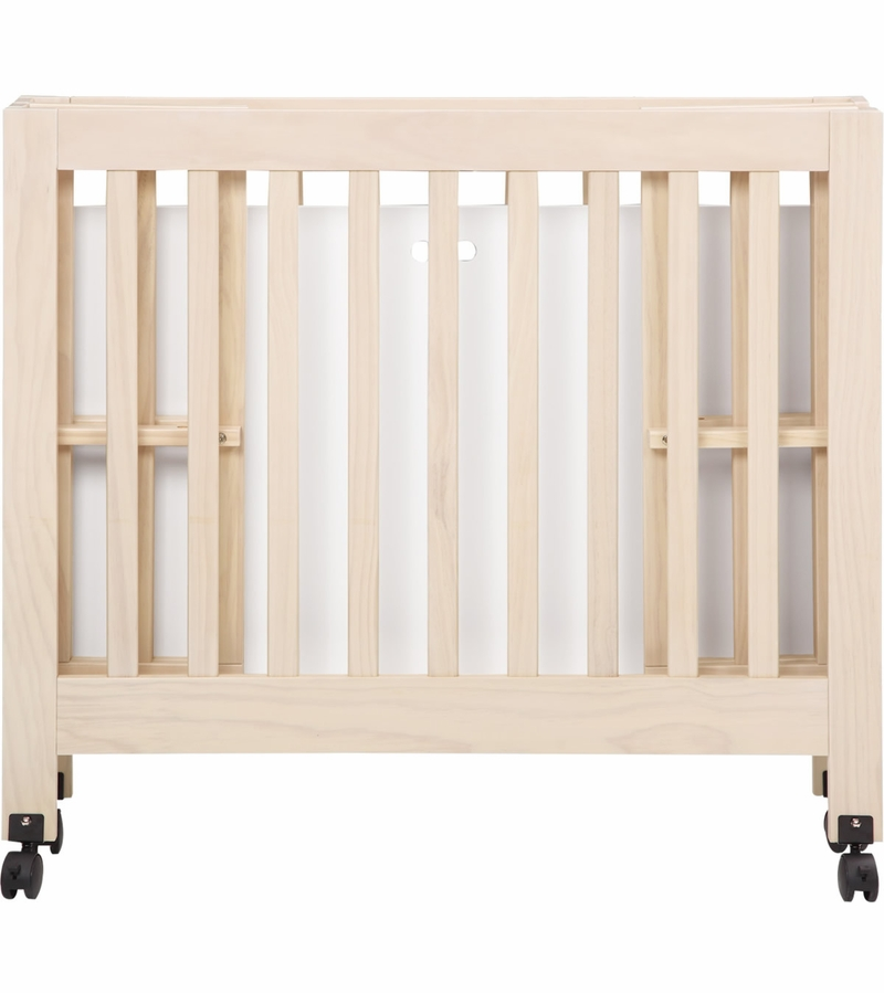 Babyletto Origami Mini Crib Washed Natural