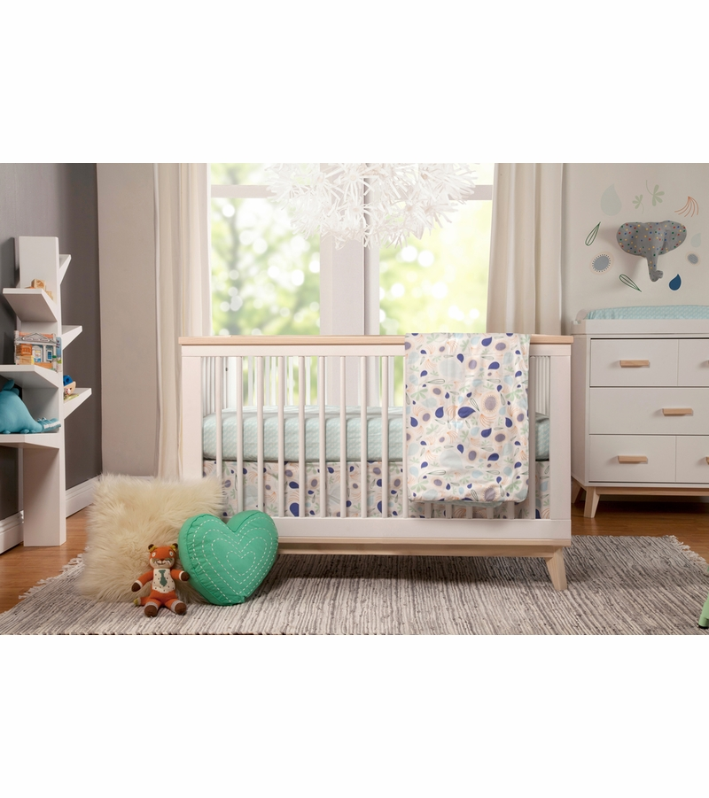 Babyletto Scoot 3 In 1 Convertible Crib With Toddler Bed