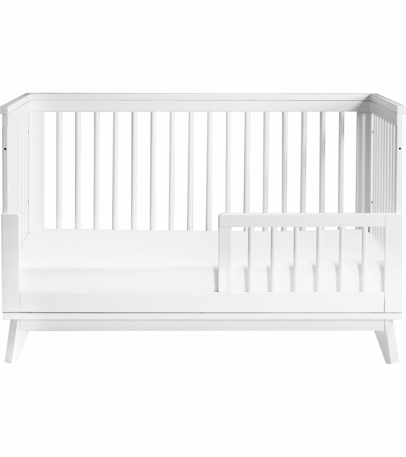 Babyletto Scoot 3 In 1 Convertible Crib With Toddler Bed Conversion