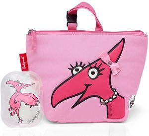 Babymel Lunch Bag + Ice Pack - Daisy Dragon Face