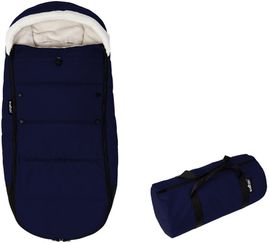 Babyzen Polar Footmuff - Air France Blue