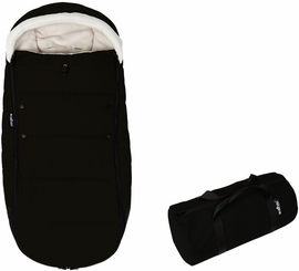 Babyzen Polar Footmuff - Black