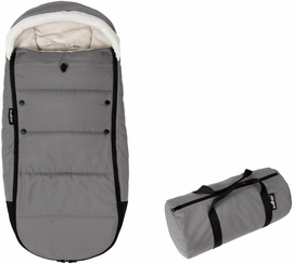 Babyzen Polar Footmuff - Grey
