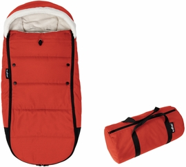 Babyzen Polar Footmuff - Red