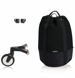 Babyzen Yoyo2 and Yoyo+ Rolling Bag - Black
