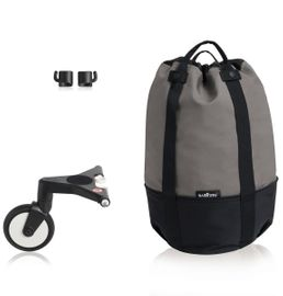 Babyzen Yoyo2 and Yoyo+ Rolling Bag - Grey