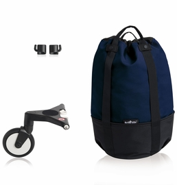 Babyzen Yoyo2 and Yoyo+ Rolling Bag - Navy Blue