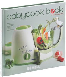 Beaba Babycook Cook Book in French