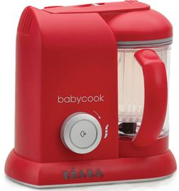 Beaba Babycook Pro 25th Anniversary Edition Baby Food Blender - Red