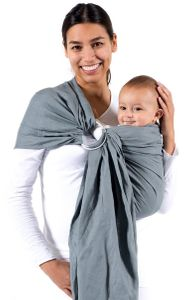 Beco Baby Ring Sling - Cloud