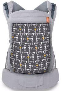 Beco Baby Toddler Carrier, Limited Edition - Acute Grey