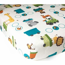 Bedtime Originals Choo Choo Crib Sheet