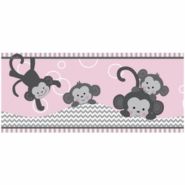 Bedtime Originals Pinkie Wallpaper Border