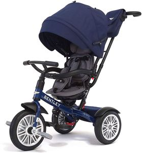 Bentley 6-in-1 Baby Stroller / Kids Trike - Sequin Blue