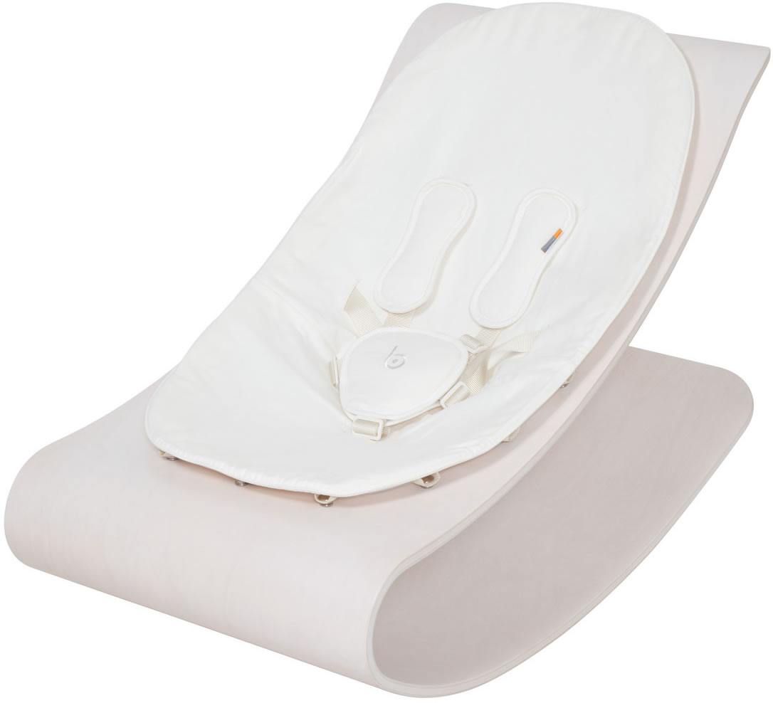 c79db9306fcd Bloom Coco Stylewood Baby Lounger - Beach House White Coconut ...