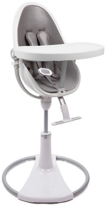 Bloom Fresco™ Chrome Contemporary Highchair