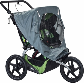 BOB 2017 / 2018 Ironman & Sport Utility DUALLIE Stroller Weather Shield