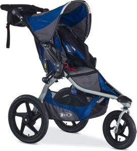 BOB 2019 / 2020 Stroller Strides Fitness Single Jogging Stroller Stroller - Blue