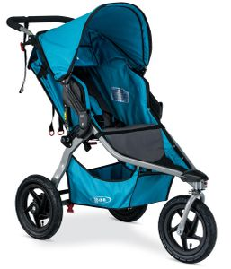 BOB 2018 / 2019 Rambler Single Jogging Stroller - Lagoon