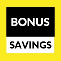 BONUS Savings Deals