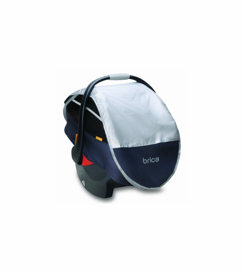 Astounding Brica Infant Comfort Canopy Car Seat Cover Alphanode Cool Chair Designs And Ideas Alphanodeonline