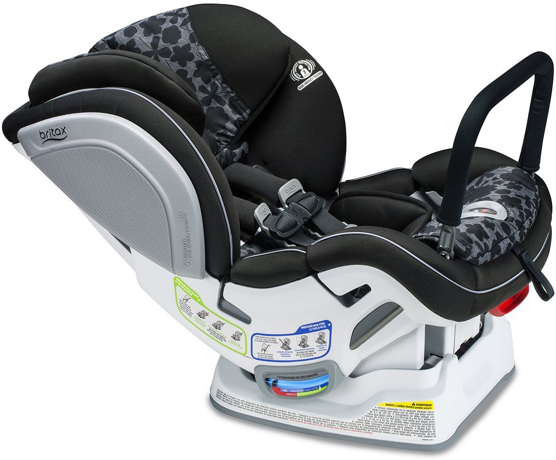 Britax Advocate Clicktight ARB Convertible Car Seat - Kate