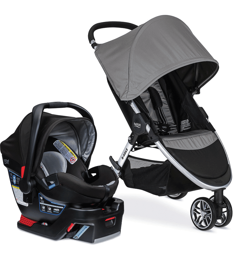 Britax B Agile 3 Safe 35 Elite Travel System