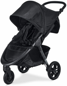 Britax B-Free Stroller - Cool Flow Grey
