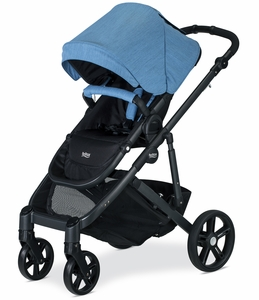 Britax B-Ready G3 Stroller - Lapis (Albee Exclusive)