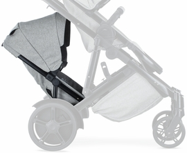 Britax B-Ready Second Seat - Nanotex (Moisture, Odor, and Stain Resistant Fabric)