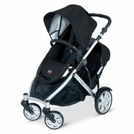 Britax B-Ready Stroller and 2nd Seat In Black