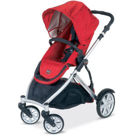 Britax B-Ready Stroller in Red