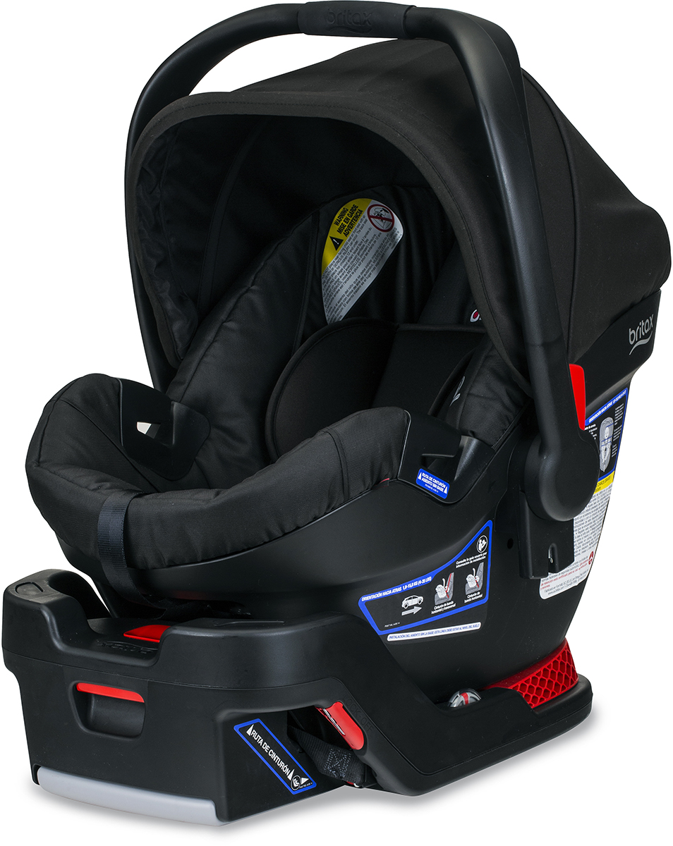 britax b safe 35 infant car seat raven. Black Bedroom Furniture Sets. Home Design Ideas
