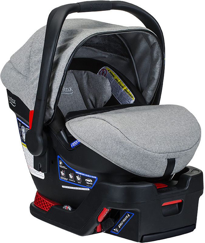 Britax B-Safe Ultra Infant Car Seat - Nanotex (Moisture, ...