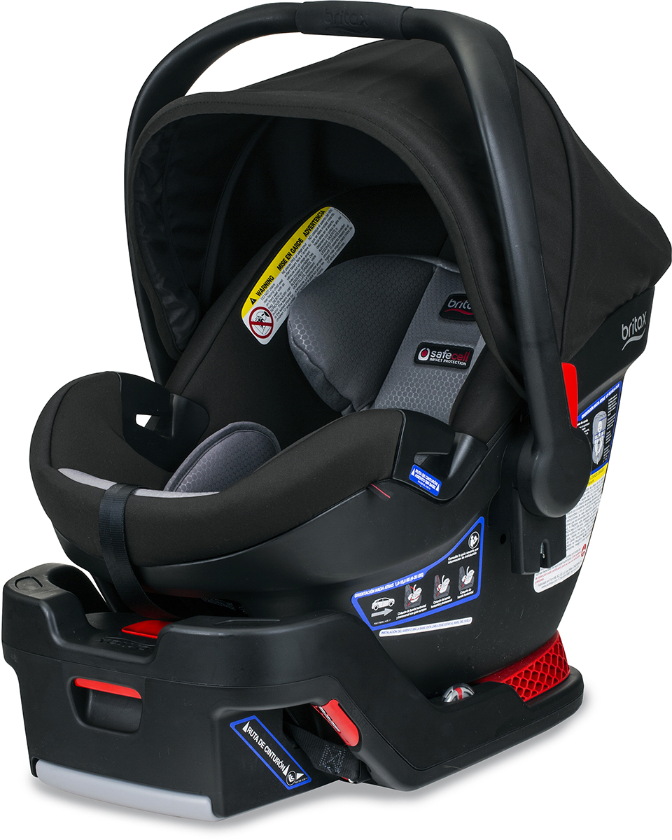 Britax B-Safe Ultra Infant Car Seat - Noir