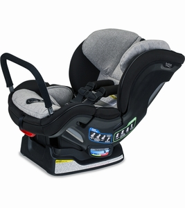 Britax Boulevard ClickTight Anti-Rebound Bar Convertible Car Seat - Nanotex