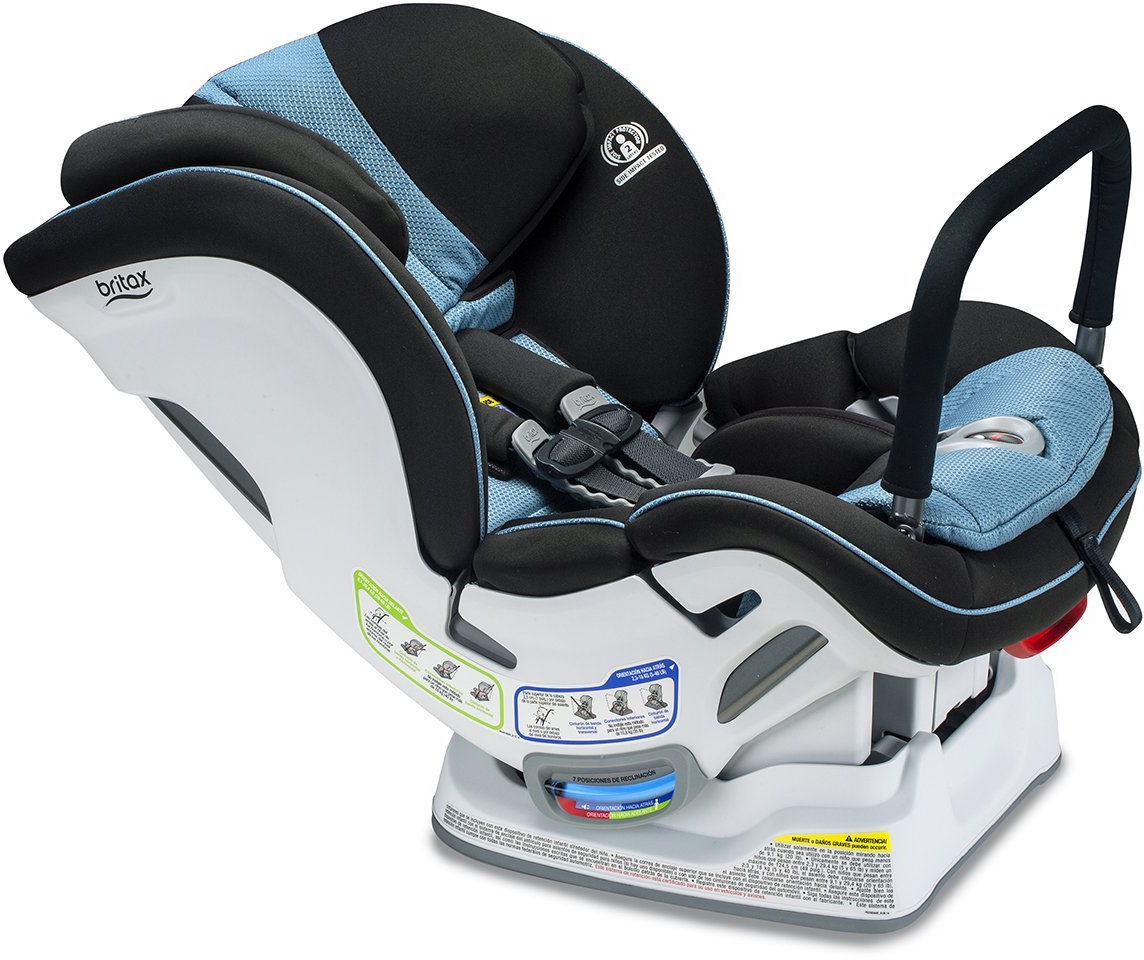 Britax Boulevard Clicktight ARB Convertible Car Seat - Poole