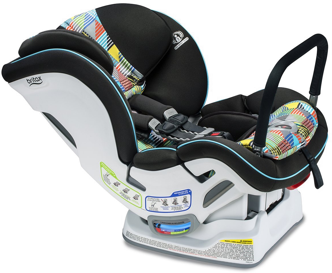 Britax Boulevard Clicktight ARB Convertible Car Seat - Ve...