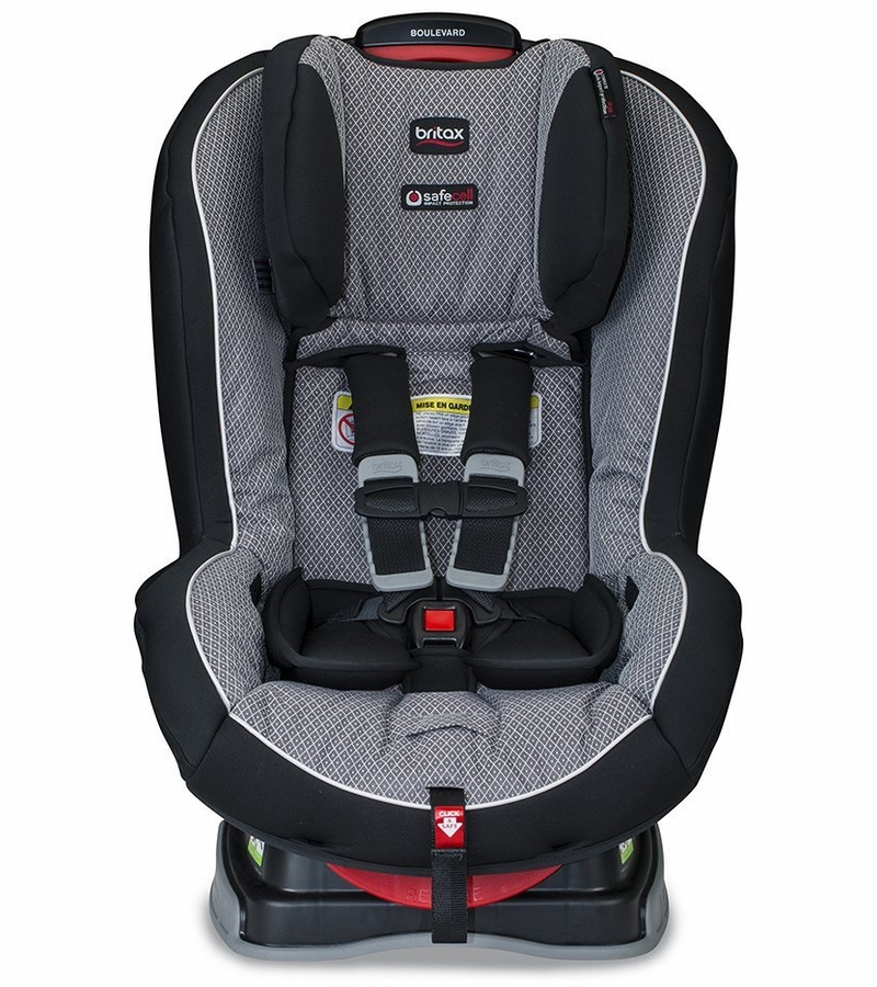 Britax Convertible Car Seats ITEM E9LX64H