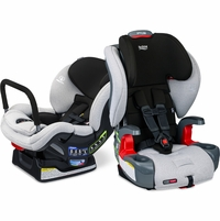 Britax Clean Comfort Collection