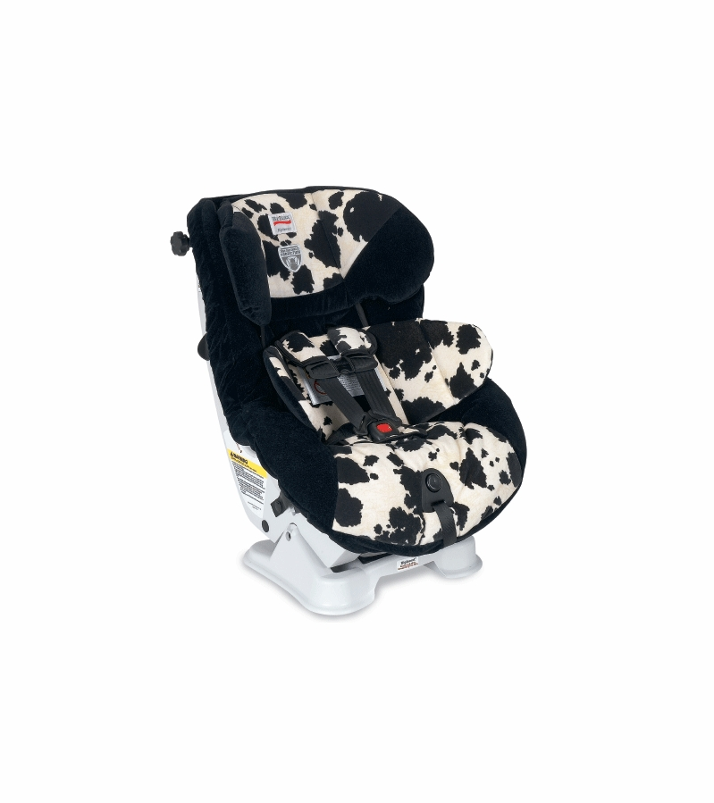 Britax Diplomat Convertible Car Seat In Cowmooflage