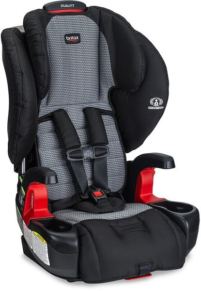 Britax DualFit Harness Booster Car Seat - Berkshire